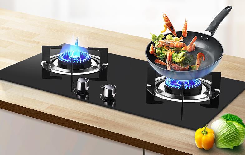 嵌入式燃气灶具,嵌入式煤气灶具