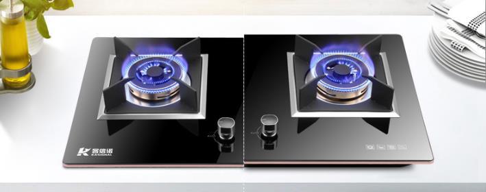 嵌入式台式两用燃气灶具
