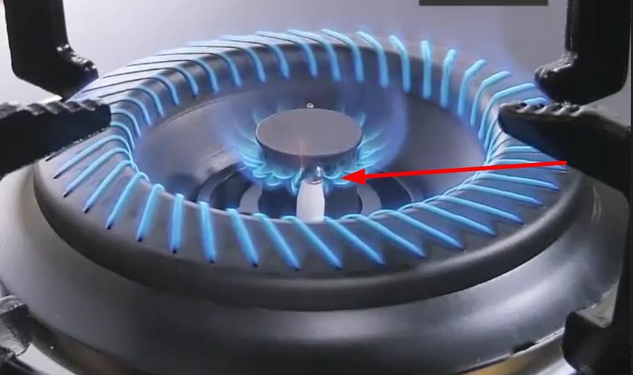 燃气灶点火系统