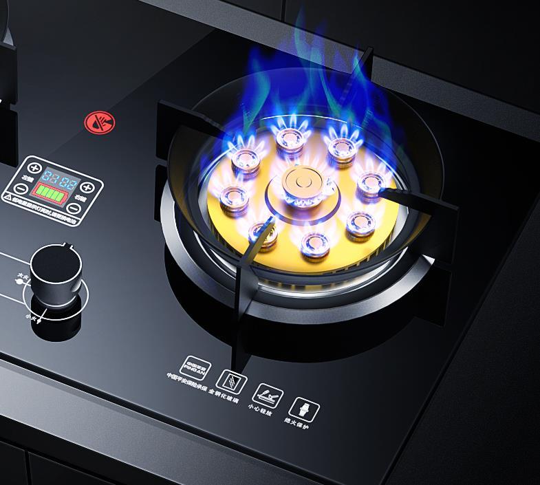 节能煤气灶