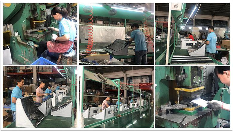 厨卫电器生产制造过程