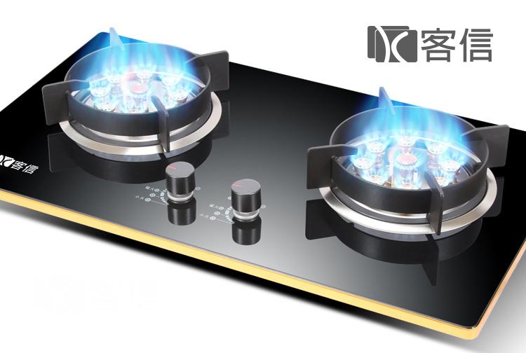 客信燃气灶热负荷,煤气炉灶热流量