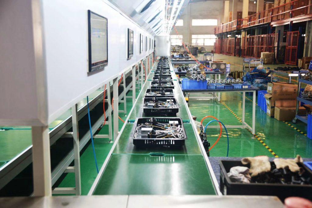 炉具生产制造车间客信品牌厂家