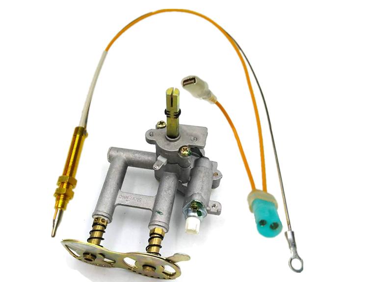 燃气灶具阀体安全自动熄火保护装置