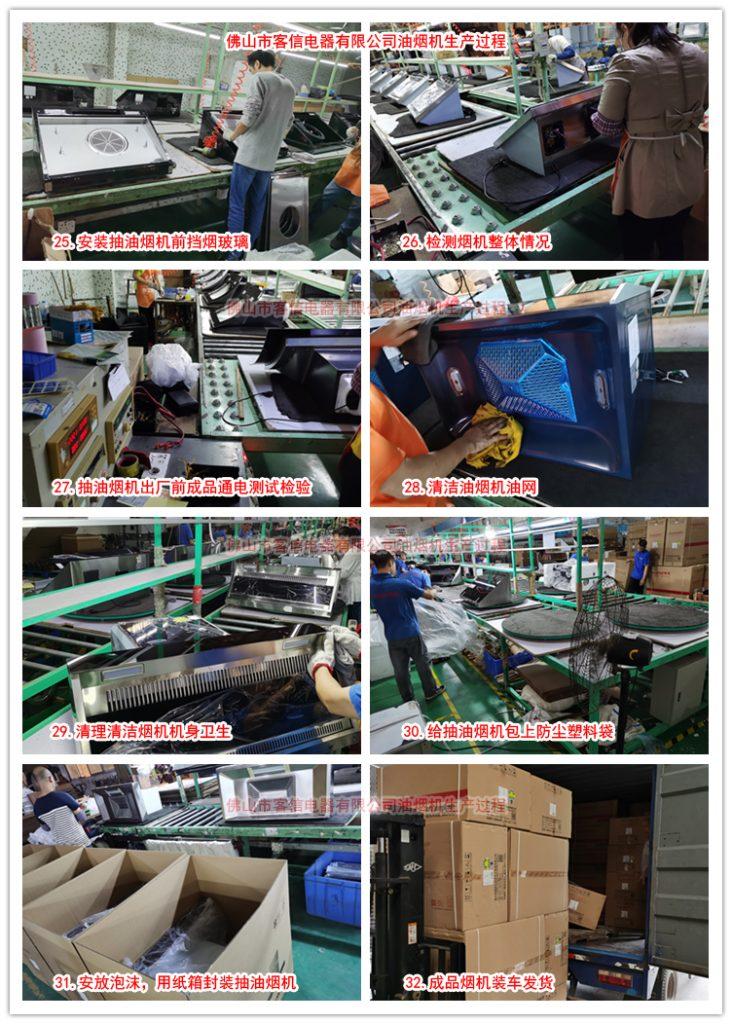 中国什么地方生产烟机燃气灶具煤气炉?