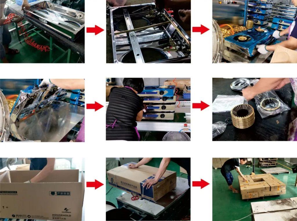 中国燃气灶生产厂商 - 中国燃气灶生产厂商批发厂家