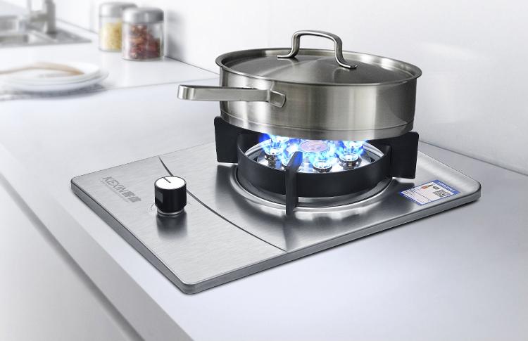 嵌入式灶具,嵌入式煤气炉具