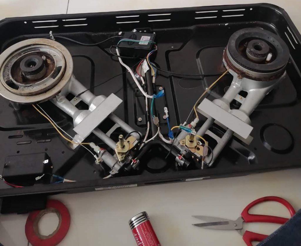 燃气炉灶出故障,不知如何联系维修咋办?